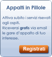 Appalti In Pillole
